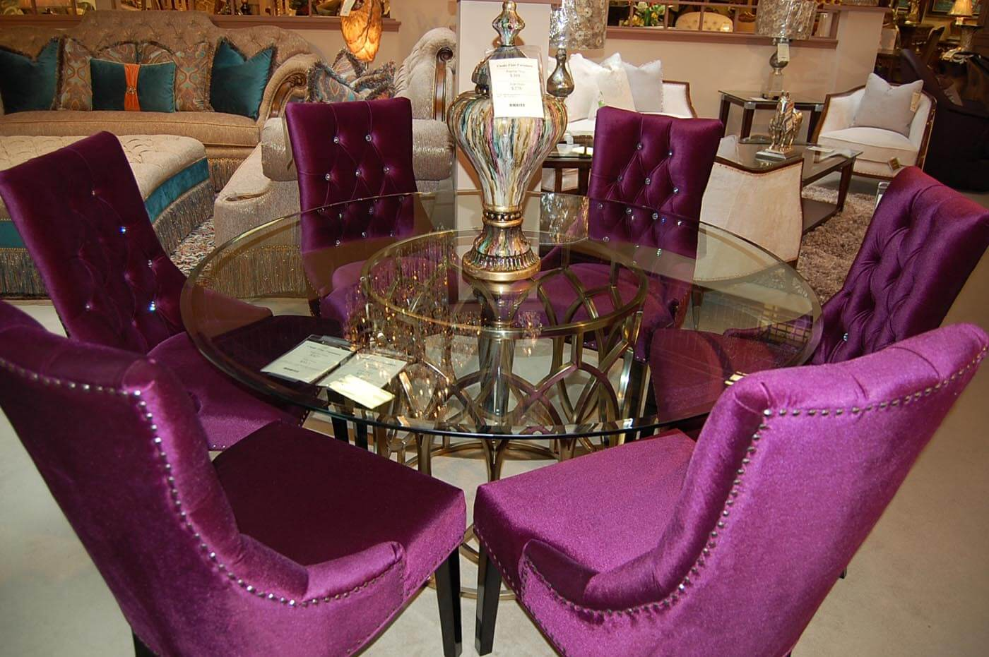 dining room – castle fine furniture