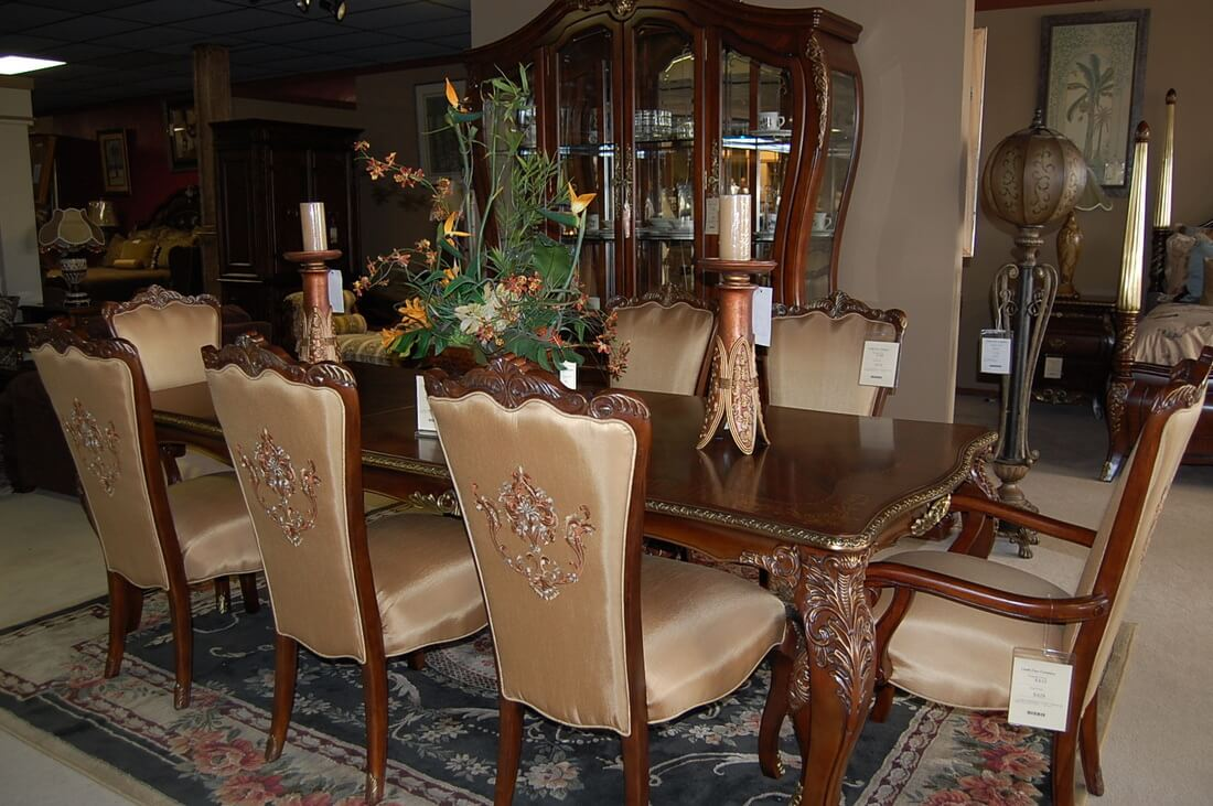 Marvelous dining room furniture store pictures plan 3d for Dining room furniture stores